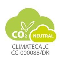 Klimakompenseret