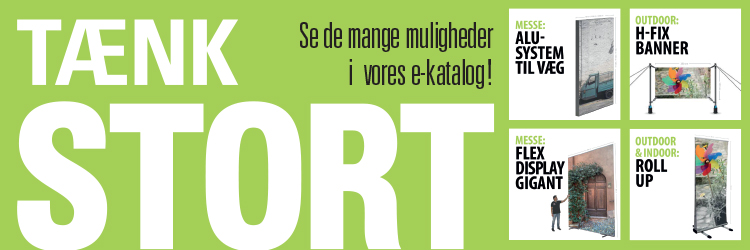 From Grafisk Tænt Stort e-katalog